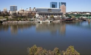 Knoxville, Tennessee River